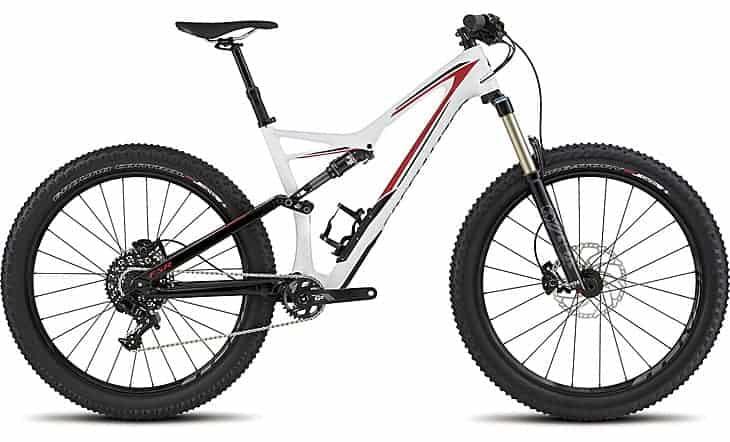 Stumpjumper Comp - Mountain Bike Rentals