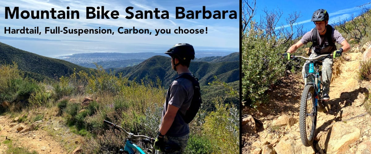 mountain bike rental santa barbara