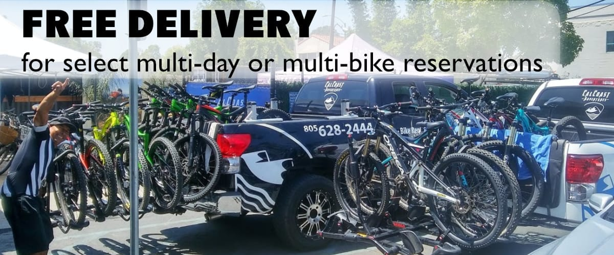 mtb and road delivery
