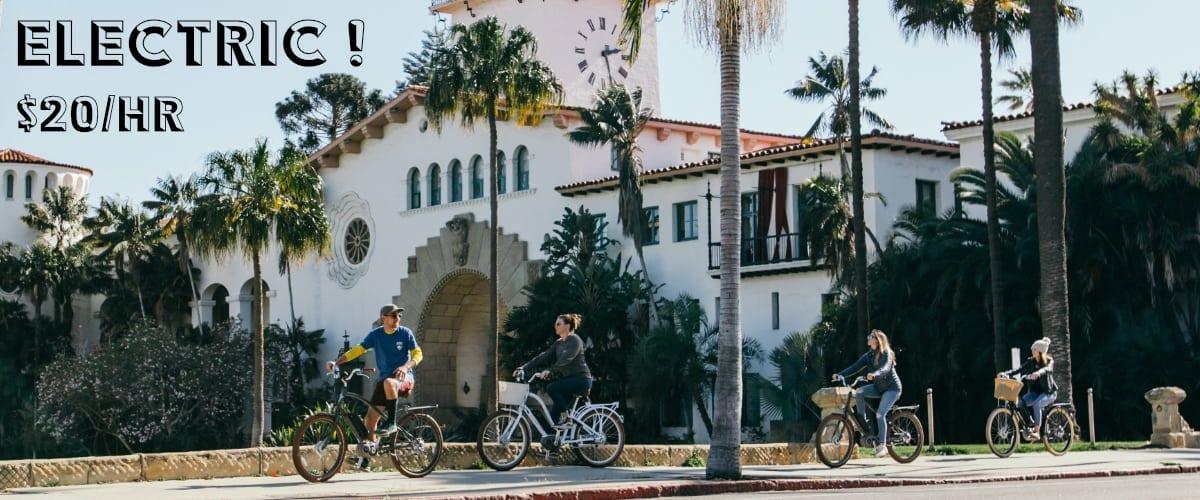 Santa Barbara Bike Als Road Hybrid Beach Cruiserore