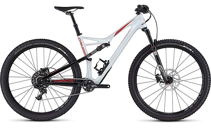 2016 Specialized Camber Comp Carbon 29