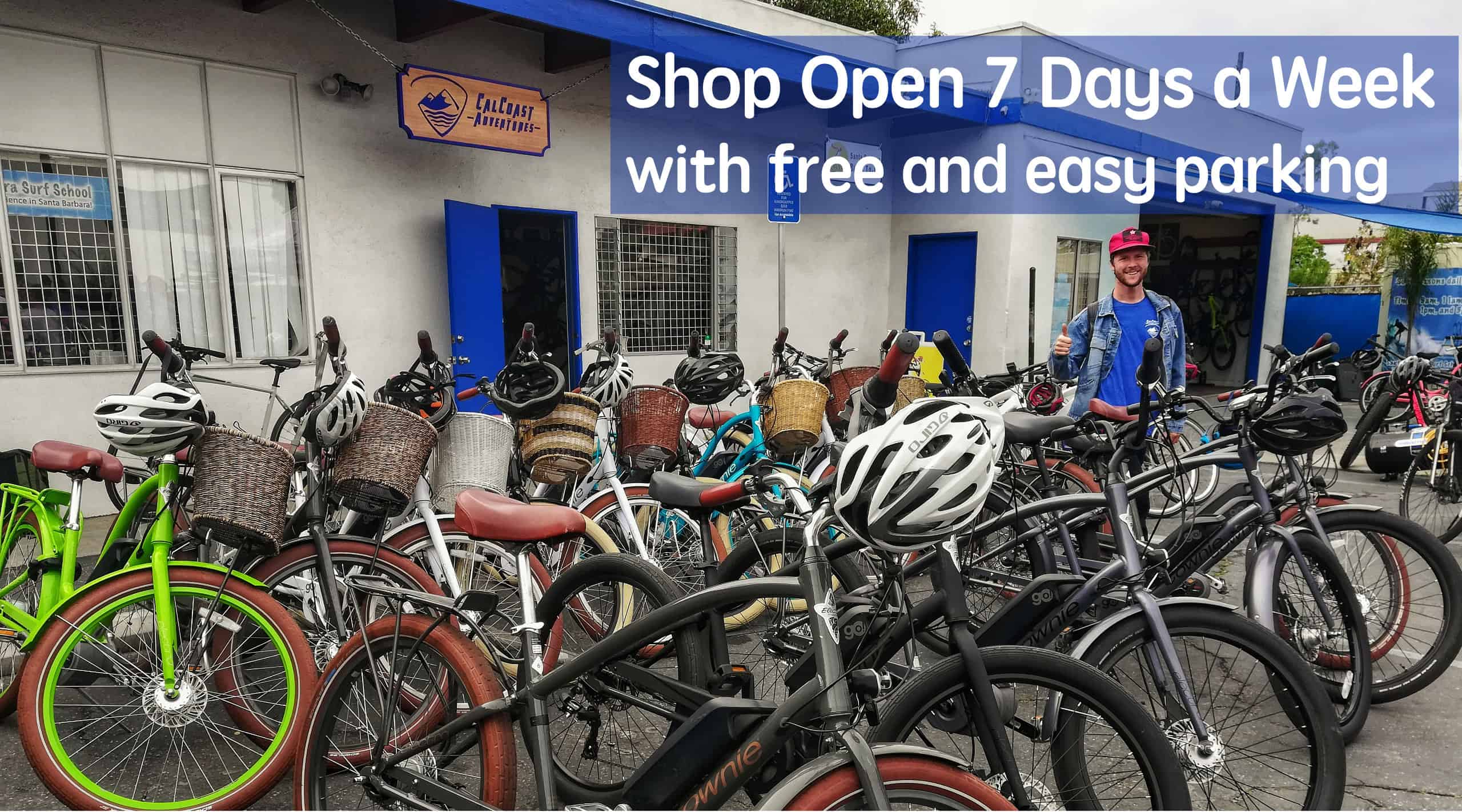 ebike rental and tours