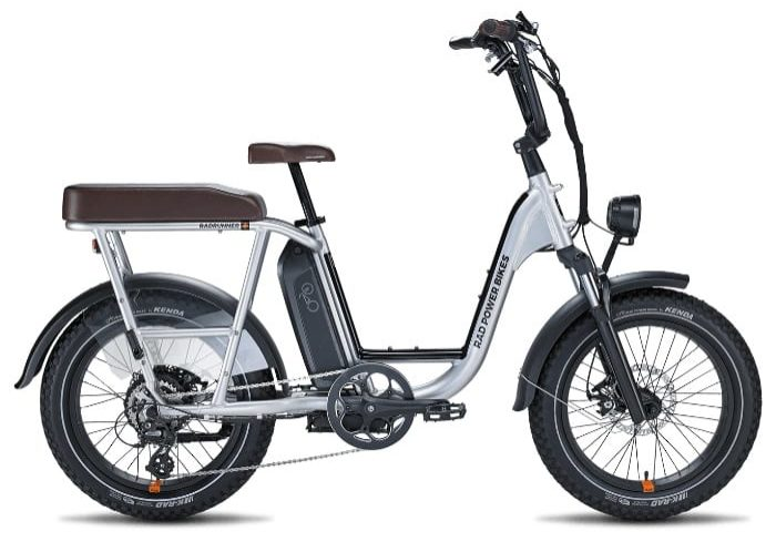 rad runner electric bike rental