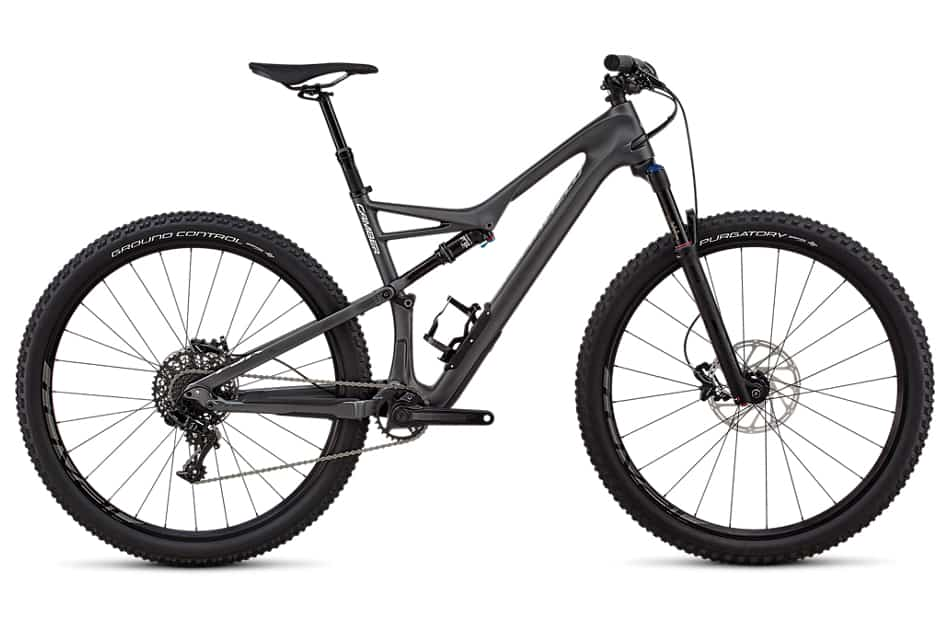 Carbon Mountain Bike Rental