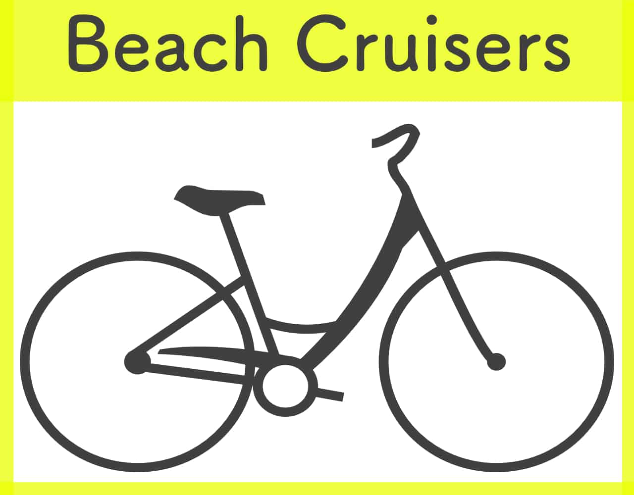 beach cruiser rental
