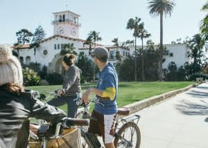 Santa Barbara City Bike Tour