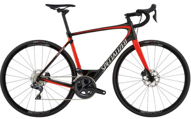 high end road bike rental