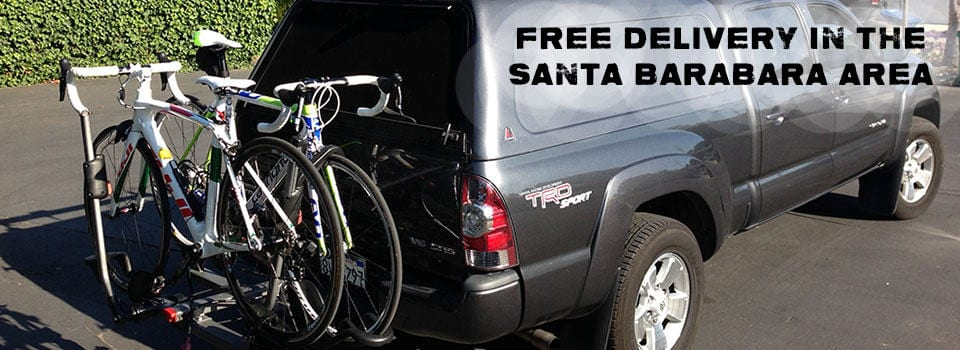 Free Delivery in the Santa Barbara area