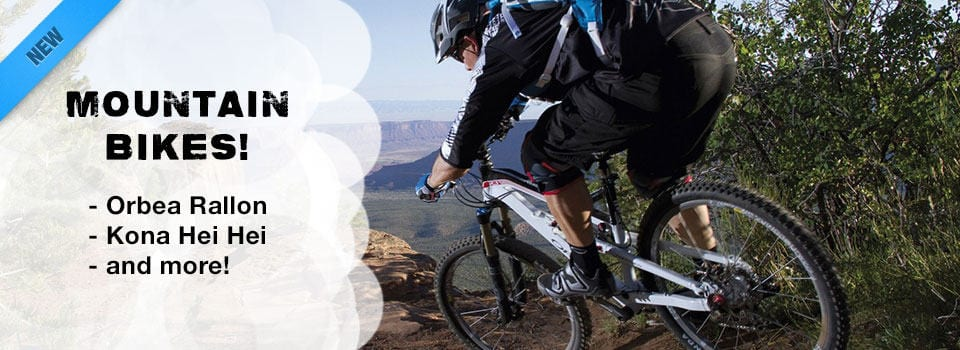 Mountain Bike Rentals in Santa Barbara