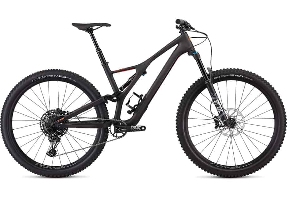 full suspension carbon bicycle rental