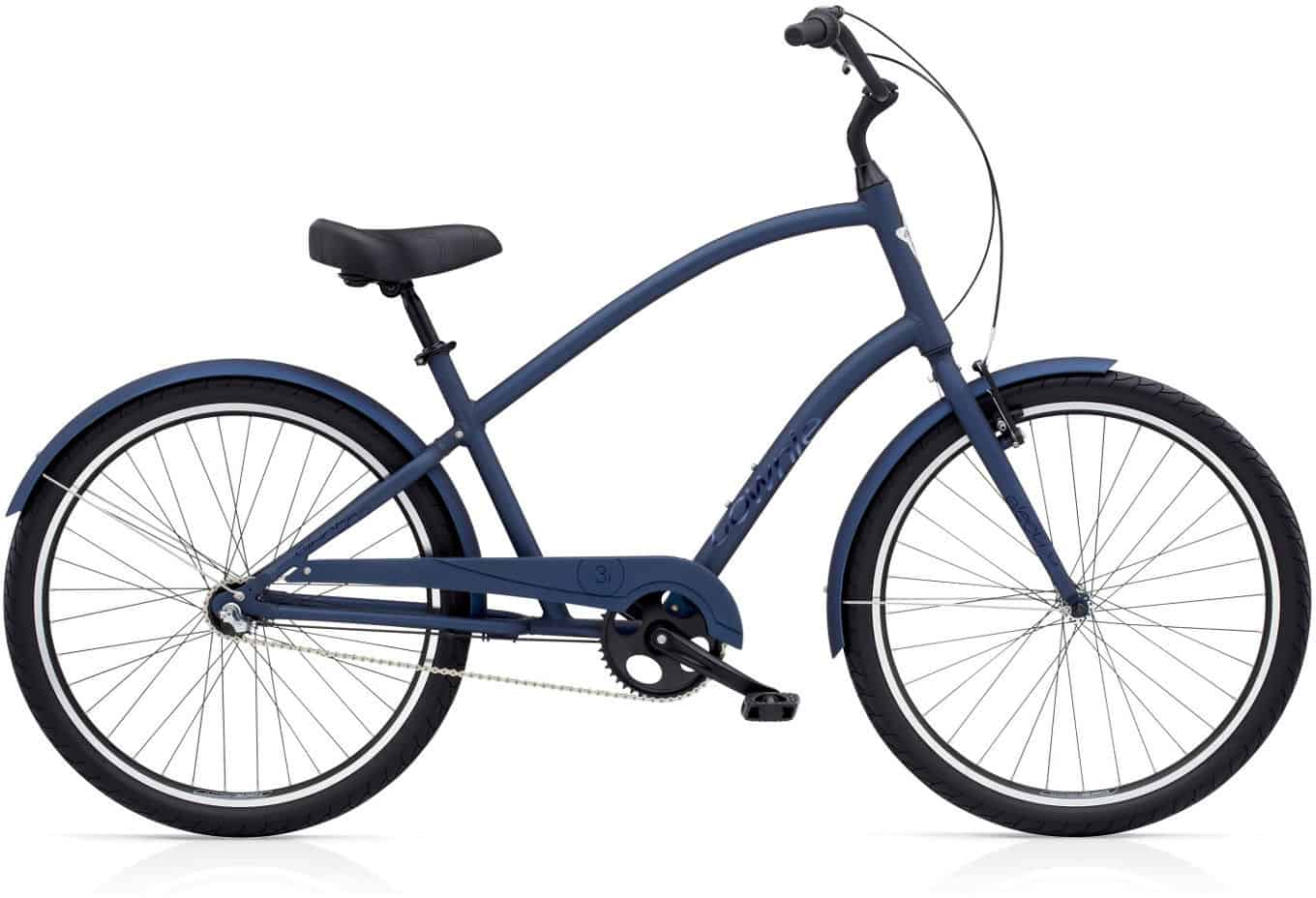 basic cruiser bike rental